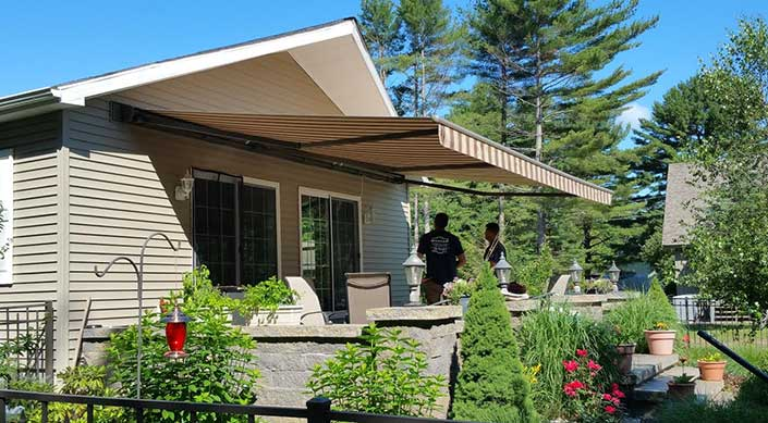 Retractable Awnings Albany Awnings Falls Champs ...