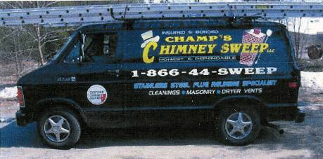 Champs Chimney Sweep